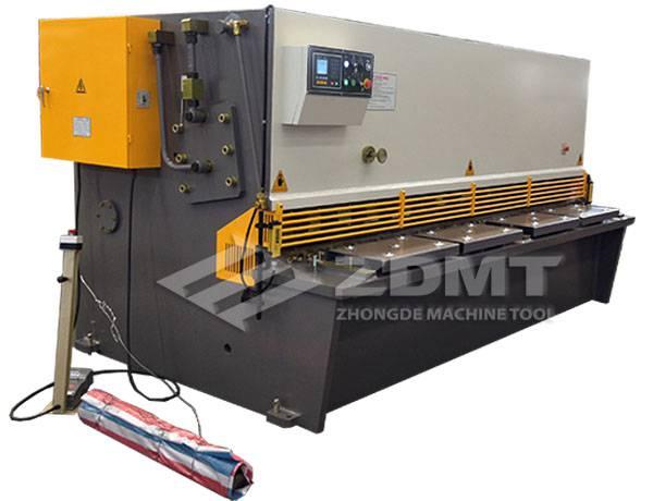 <b>中德液压摆式剪板机ZDS-6X3200 (QC12Y-6X3200)</b>