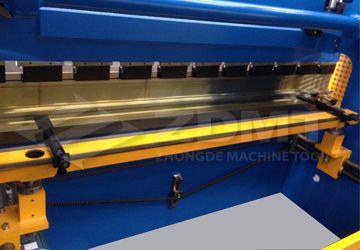 back gauge of press brake / bending machine