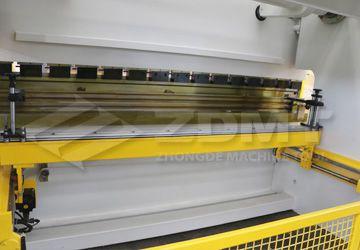 backgauge of press brake