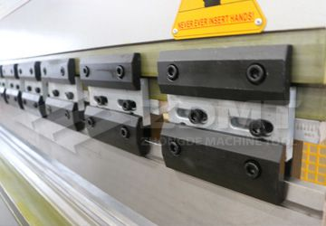 clamps for press brake